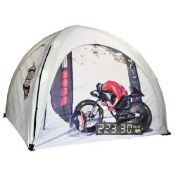 Face Tente gonflable personnalisée en location